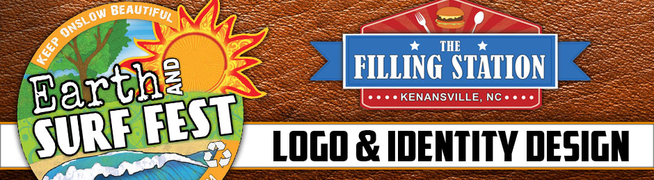 Loggerhead Designs, sneads ferry, surf city, hampstead, wilmington, jacksonville, logo design,